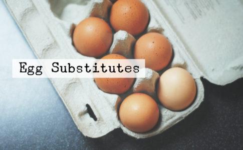 卵 代用品