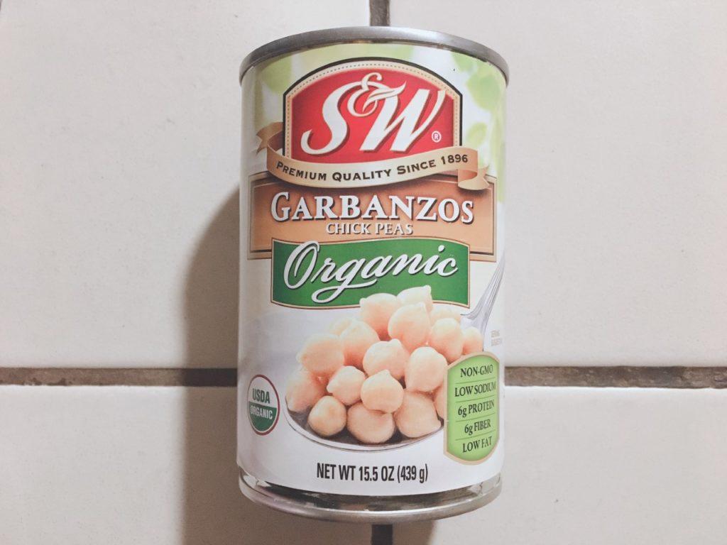 ひよこ豆 缶詰