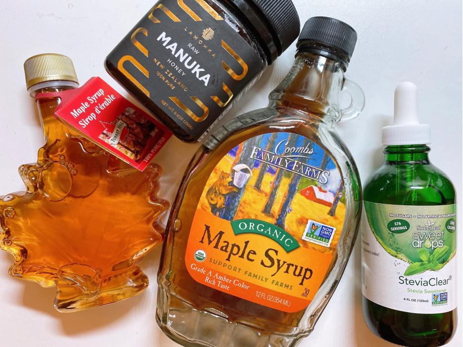 砂糖の代用品