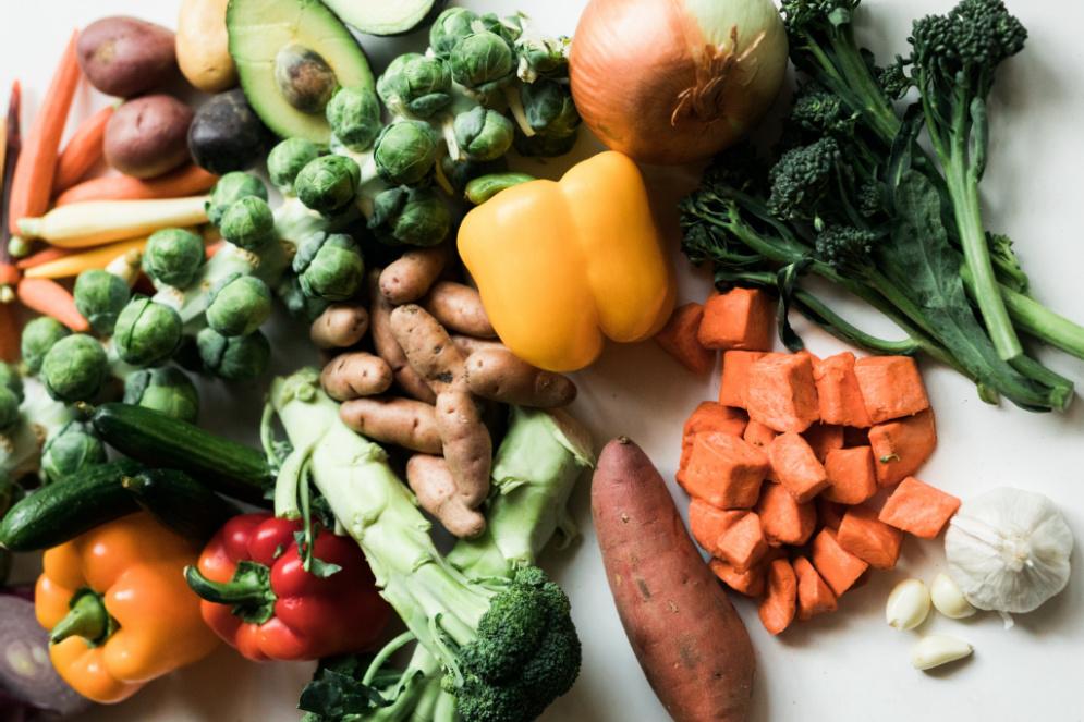 野菜 タンパク質