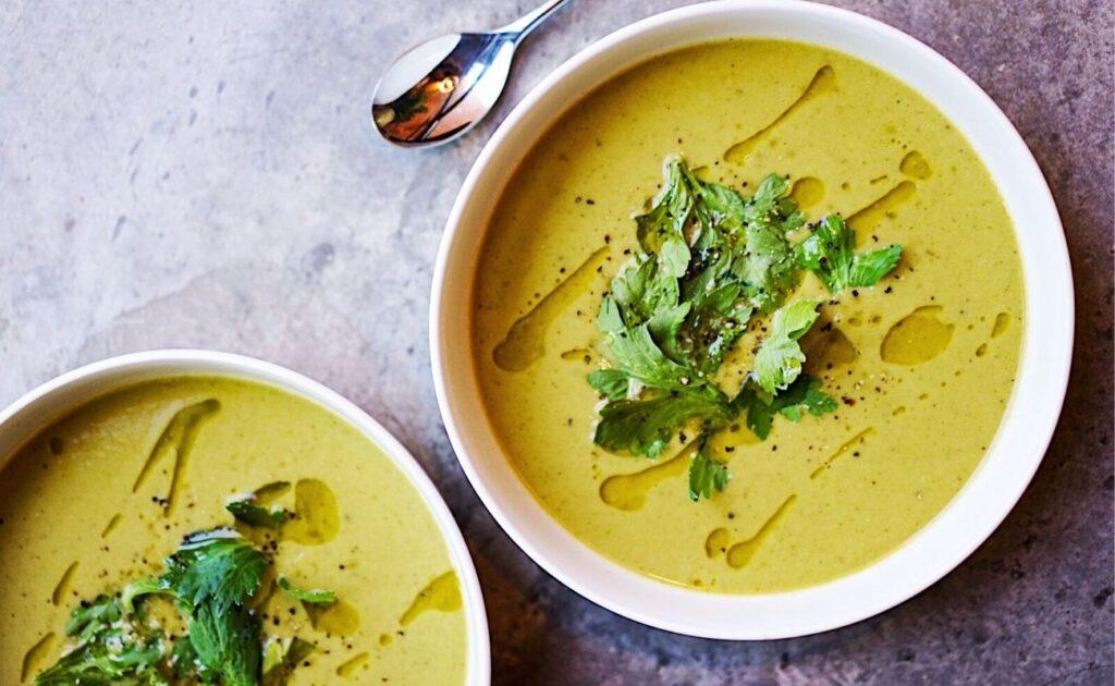 青 汁 料理 アレンジ スープ
